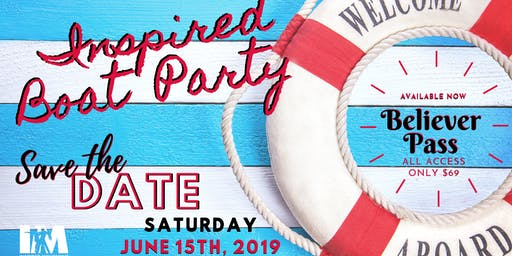 Quiero mas Bachata Boat Party!!