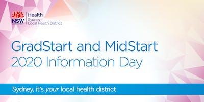 Sydney Local Health District GradStart and MidStart 2020 Information Day