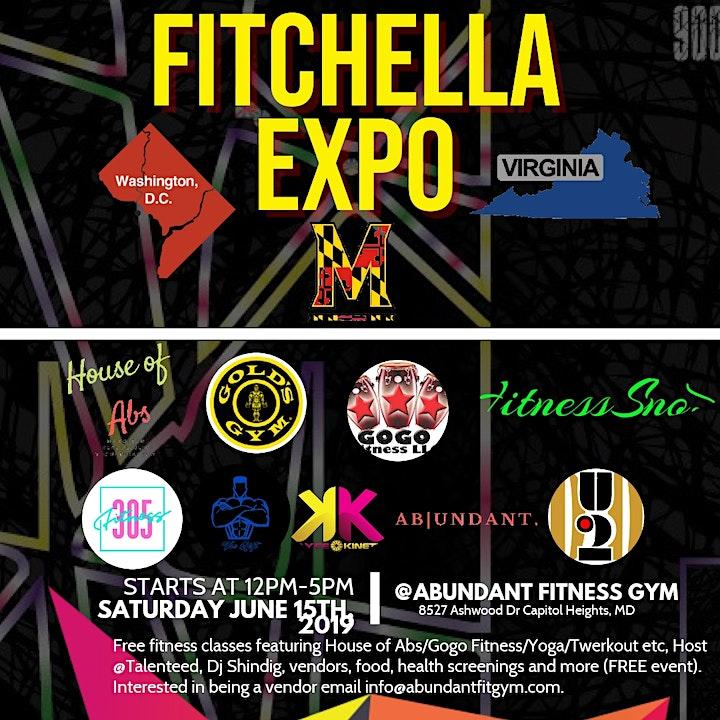 Fitchella Expo image