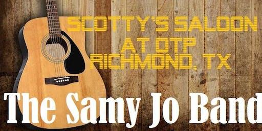 The Samy Jo Band at Scotty's Saloon