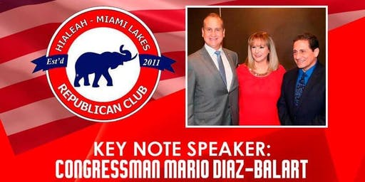 Hialeah-Miami Lakes Republican Club - Gala Dinner