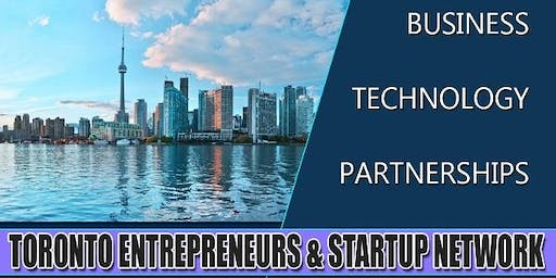 Toronto's Biggest Business, Tech & Entrepreneur Professional Networking Soriee