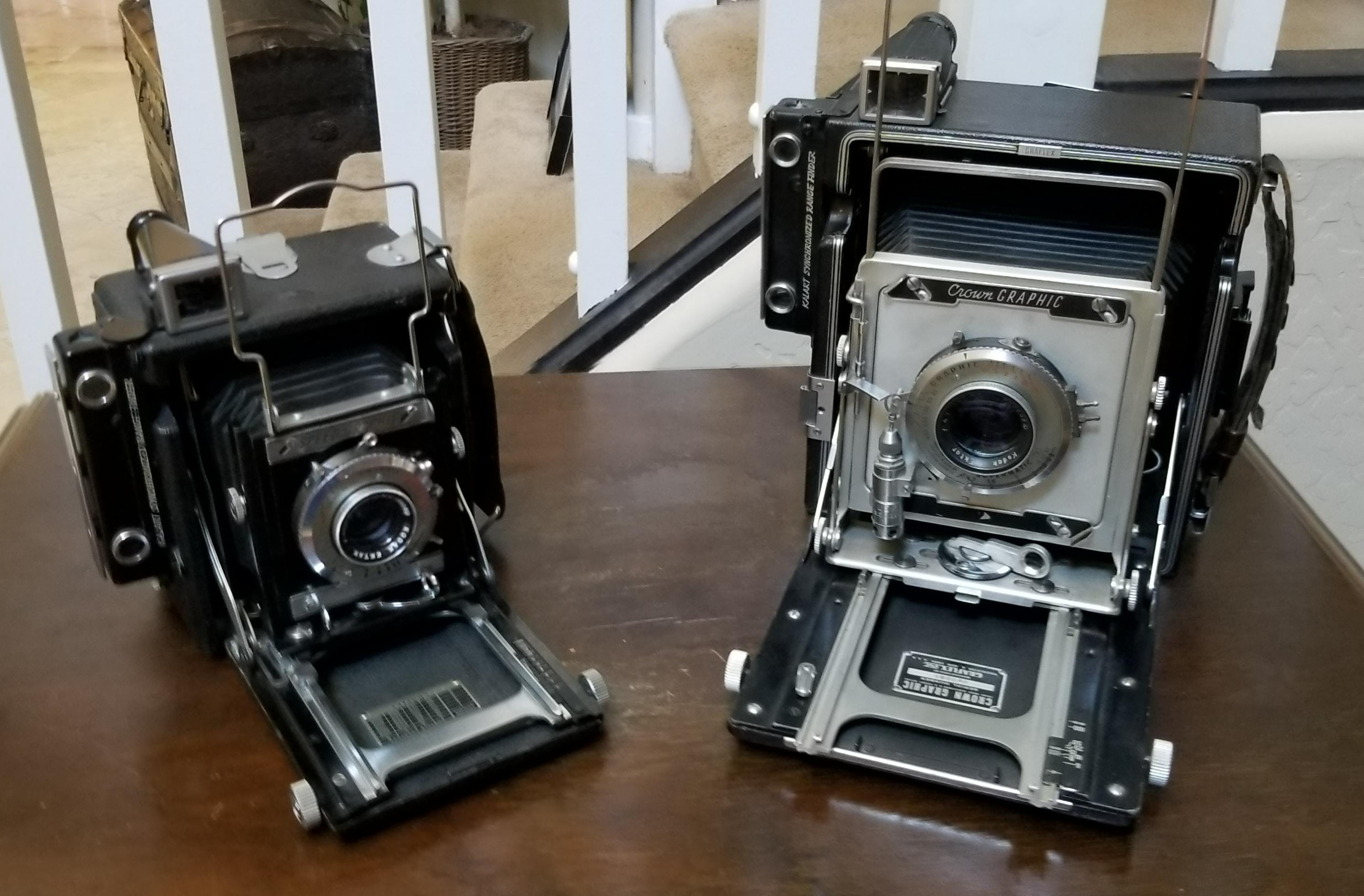Film Shoot: Come Big or Stay Home (Medium/Large Format)