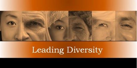 Leading Diversity at Camp Hansen tickets