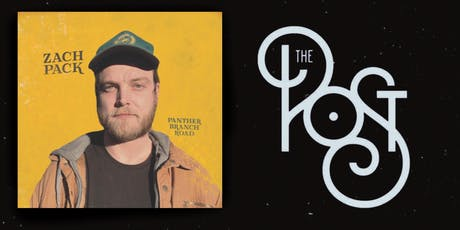 """Zach Pack's """"Panther Branch Rd."""" EP Release at The Post tickets"""