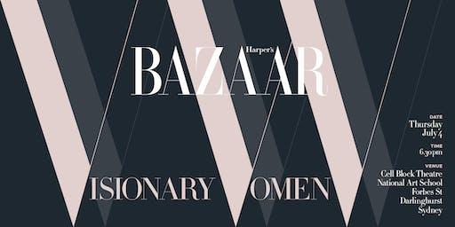 Harper's BAZAAR Visionary Women