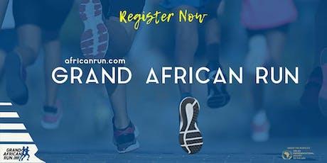 Grand African Run tickets