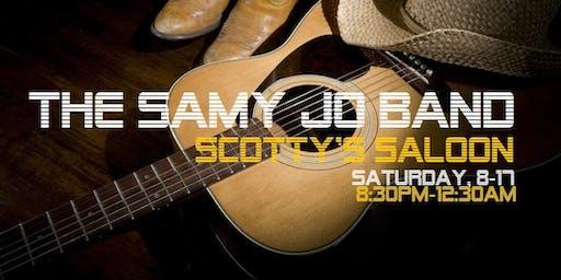 The Samy Jo Band @ Scotty's Saloon at OTP