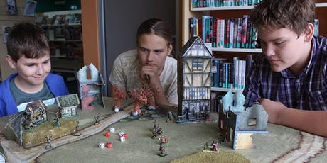 Gaming in Libraries: Skirmish at Lake Haven Library tickets