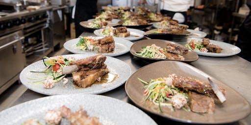 The Destination Series:  Ocean to Hinterland Produce Dinner