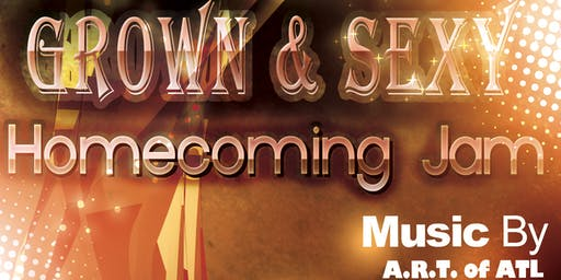 INNER CIRCLE PRODUCTIONS present SCHOOL DAZE GROWN & SEXY HOMECOMING JAM