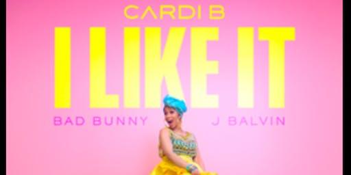 Cardi B: Learn original choreo to I LIKE IT and perform at a SF nightclub