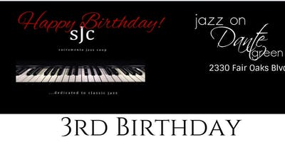 SJC 3rd Year Birthday Celebration