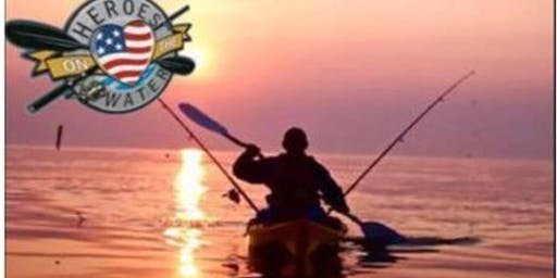 SE Michigan Heroes on the Water - Warrior / First Responder Registration