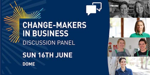 Change-Makers in Business