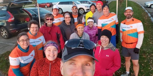 Madison Team World Vision Group Runs 2019
