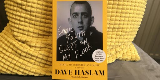 An Evening with Dave Haslam