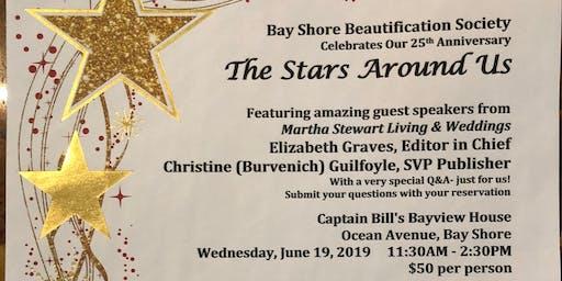 Bay Shore Beautification Luncheon 2019-The Stars Around Us