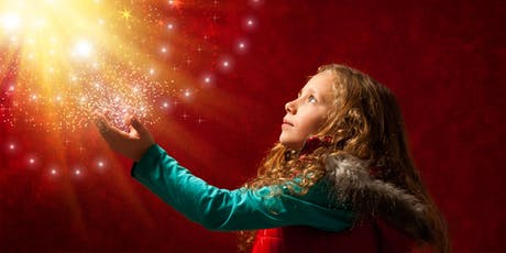 GIRL POWER WORKSHOP - REACH FOR THE STARS! tickets