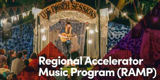Musician & Venue Development Workshop - ARTIST REGISTRATIONS - RAMP Murray Bridge