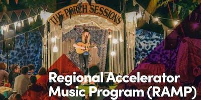 Musician & Venue Development Workshop - VENUE REGISTRATIONS - RAMP Murray Bridge