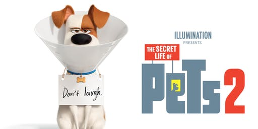 Movie Day - Secret Life of Pets Tuart Hill Primary P and C Fundraiser