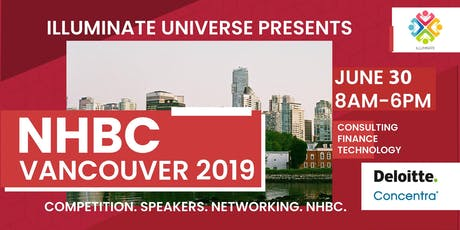 National High School Business Conference - Vancouver 2019 tickets