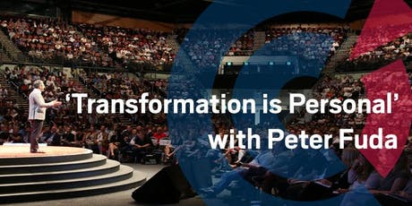 NSW | 'Transformation is Personal' with Peter Fuda - 25 June 2019 tickets