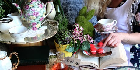 Mad Hatters High Tea tickets
