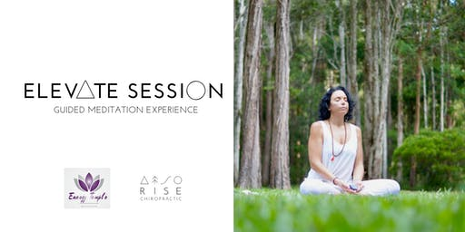 ELEVATE SESSION: guided meditation workshop