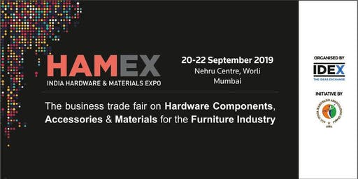 Hamex - India Hardware and Material Expo