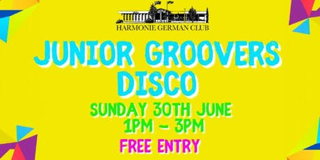 Junior Groovers Disco  tickets