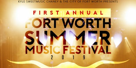 Fort Worth CIROC Summer Music FEST tickets