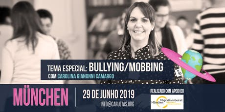 Bullying/ Mobbing: como identificar, interferir, evitar Tickets