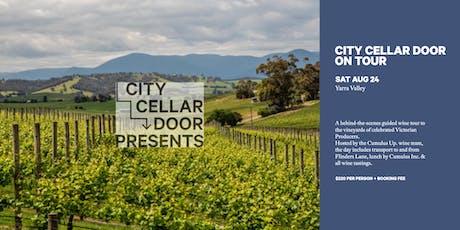 City Cellar Door presents On Tour - Yarra Valley tickets