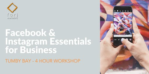 TUMBY BAY Workshop: Facebook & Instagram Essentials for Business