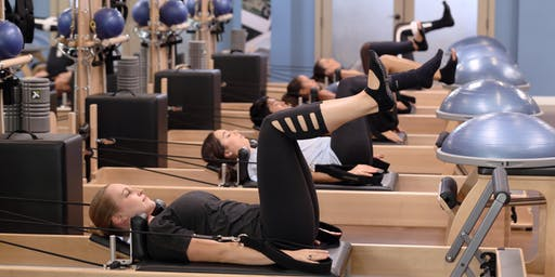 BCB Workout with Club Pilates (Lakeville, MN)