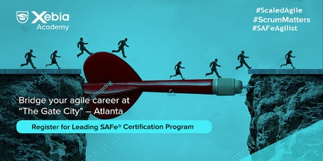 Leading SAFe 4.6 with SAFe Agilist Certification tickets