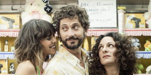 Spanish Comedy Film Series 2019: Kiki, el amor se hace (Kiki, love to love)