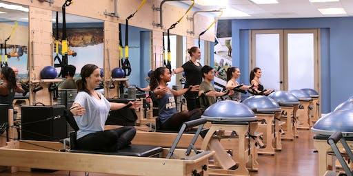 BCB Workout with Club Pilates (Savage, MN)