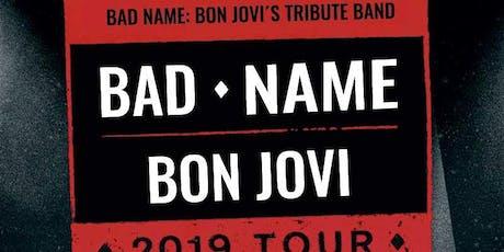 Tributo a Bon Jovi por Bad Name (Granada) entradas