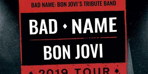 Tributo a Bon Jovi por Bad Name (Granada)