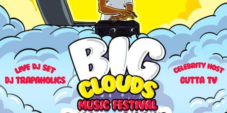Big Cloud's music festival tickets