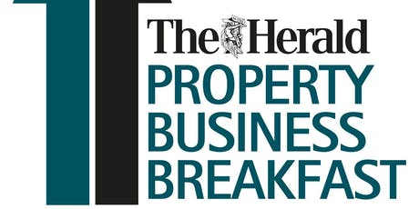 The Herald Property Business Breakfast 2019 tickets