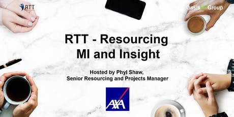RTT - Resourcing MI and Insight tickets