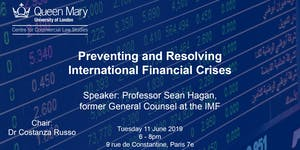 Preventing and Resolving International Financial Crises