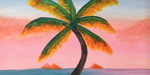 Fridays Paint & Sip: 2 for 1 offer with a Drink on arrival at Mantra South Bank (June 28)