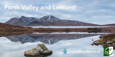 Crowdfund Scotland: Forth Valley & Lomond - Balloch
