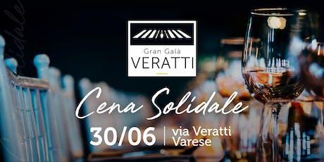 Gran Galà Veratti tickets