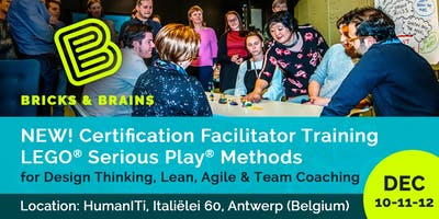 NEW Certification Training LEGO® SERIOUS PLAY® Methods
